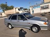 ВАЗ (Lada) 2115 (седан) 2004 года за 1 100 000 тг. в Жезказган – фото 4