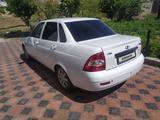 ВАЗ (Lada) 2170 (седан) 2012 года за 2 000 000 тг. в Туркестан – фото 3