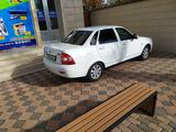 ВАЗ (Lada) 2170 (седан) 2012 года за 2 000 000 тг. в Туркестан – фото 4
