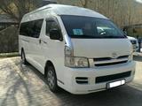 Микроавтобуса в Алматы