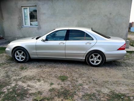 Mercedes-Benz S 220 2003 года за 4 200 000 тг. в Ушарал – фото 2