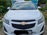 Chevrolet Cruze 2013 года за 3 900 000 тг. в Костанай