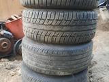 Диски с резиной БМВ за 120 000 тг. в Алматы