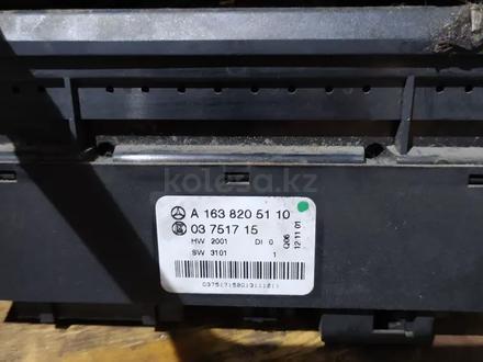 Блок управления стеклоподъёмника w163 за 35 000 тг. в Алматы – фото 2