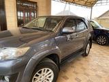 Toyota Fortuner 2013 года за 9 500 000 тг. в Тараз