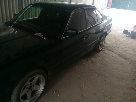 BMW 520 1990 года за 950 000 тг. в Узынагаш – фото 4