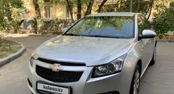 Chevrolet Cruze 2012 года за 3 950 000 тг. в Алматы – фото 4
