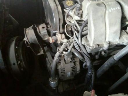 Вояджер 2001г 2.4л бензин. Двигатель привозной контрактный с гарантией за 222 000 тг. в Нур-Султан (Астана) – фото 2