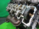 Двигатель mercedes benz 3.2 Mercedes-benz M112 Привозные из Японии Отлич за 76 580 тг. в Алматы – фото 3