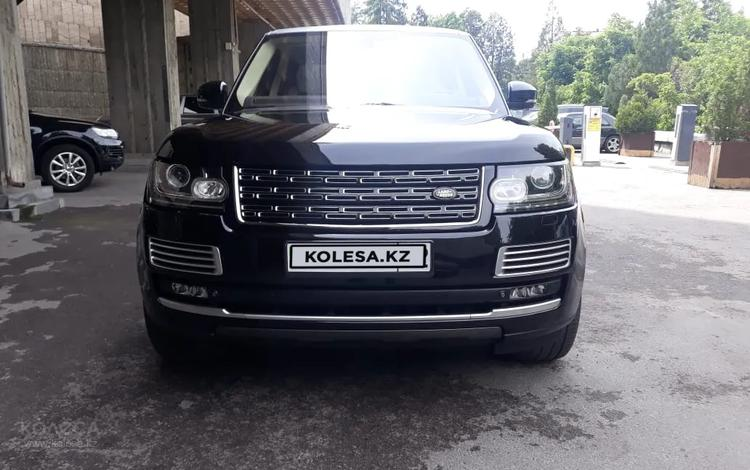 Land Rover Range Rover 2015 года за 32 000 000 тг. в Алматы