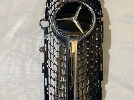 Решетка радиатора Mercedes CLS W218 рестайлинг Diamond AMG за 140 000 тг. в Алматы – фото 2