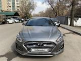 Hyundai Sonata 2018 года за 7 300 000 тг. в Алматы