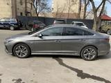 Hyundai Sonata 2018 года за 7 300 000 тг. в Алматы – фото 2