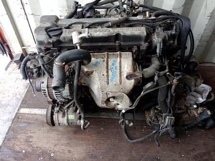Двигатель Nissan Presage к24 (Пресаж) u30 (1998 — 2003) в Алматы