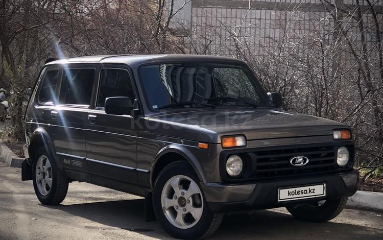 ВАЗ (Lada) 2131 (5-ти дверный) 2018 года за 3 800 000 тг. в Караганда
