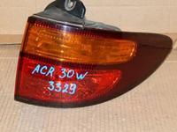 Стоп фонарь правый левый toyota estima acr30 mcr40 за 7 000 тг. в Караганда