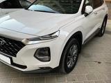 Hyundai Santa Fe 2019 года за 14 500 000 тг. в Актау – фото 4