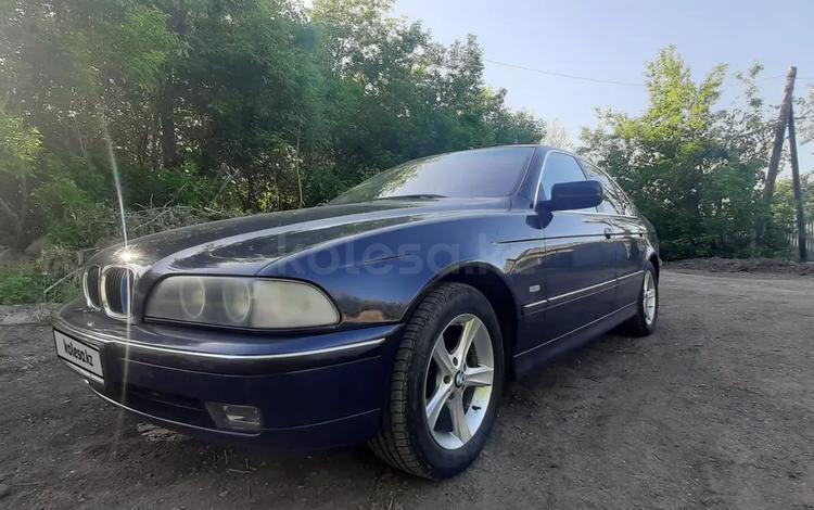 BMW 520 1996 года за 2 000 000 тг. в Караганда