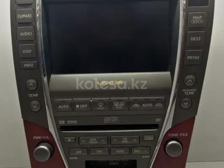 Магнитолог на Lexus ES 350 2007 года за 141 тг. в Шымкент