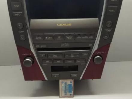 Магнитолог на Lexus ES 350 2007 года за 141 тг. в Шымкент – фото 4
