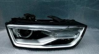 Фара правая Audi Q3 рестайлинг за 87 500 тг. в Алматы
