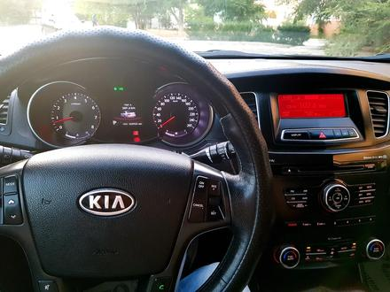 Kia Cadenza 2012 года за 6 500 000 тг. в Актау – фото 15