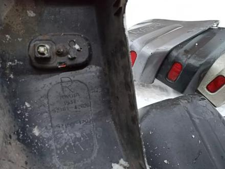 Задний бампер Toyota RAV4 за 14 000 тг. в Алматы – фото 12