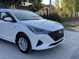 Hyundai Accent 2021 года за 8 450 000 тг. в Шымкент – фото 4