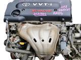 Двигатель на Toyota solara 2.4 2az-fe за 45 123 тг. в Алматы