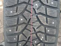 285-60-18 Bridgestone Blizzak Spike-02 за 62 000 тг. в Алматы
