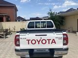 Toyota Hilux 2021 года за 21 000 000 тг. в Актау – фото 5