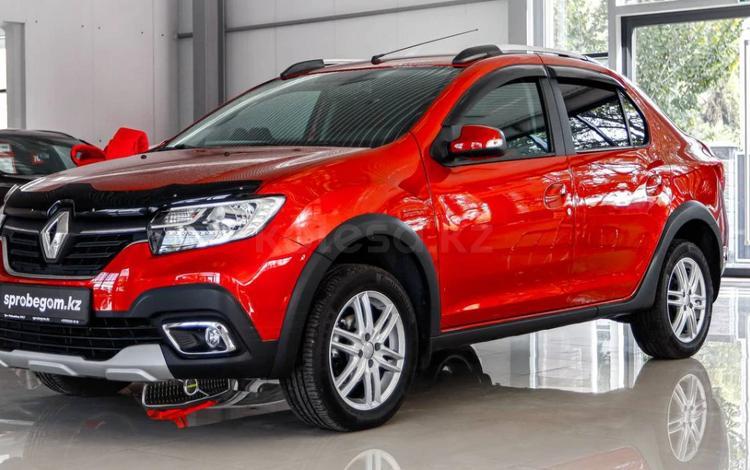 Renault Logan Stepway 2020 года за 7 000 000 тг. в Алматы