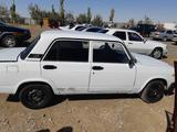 ВАЗ (Lada) 2107 2007 года за 500 000 тг. в Кызылорда – фото 2