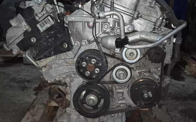 Двигатель 2gr-fe привозной Japan за 55 300 тг. в Костанай