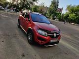 Renault Sandero Stepway 2016 года за 4 700 000 тг. в Нур-Султан (Астана) – фото 2