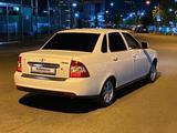 ВАЗ (Lada) Priora 2170 (седан) 2014 года за 2 600 000 тг. в Тараз – фото 2