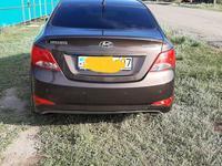 Hyundai Accent 2015 года за 3 900 000 тг. в Уральск