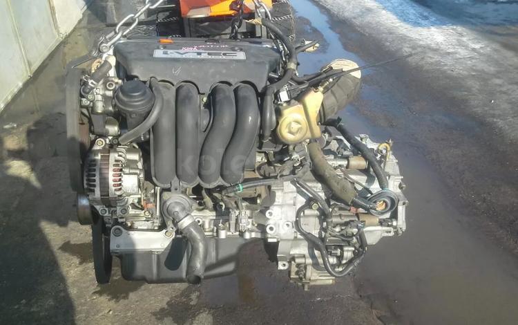 Двигатель Honda k24a за 420 000 тг. в Алматы
