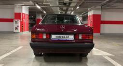 Mercedes-Benz 190 1992 года за 1 900 000 тг. в Тараз – фото 4