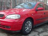 Opel Astra 2002 года за 1 800 000 тг. в Тараз – фото 3