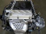 Контрактный двигатель (АКПП) Mitsubishi Outlander 4G69 mivec за 200 000 тг. в Алматы