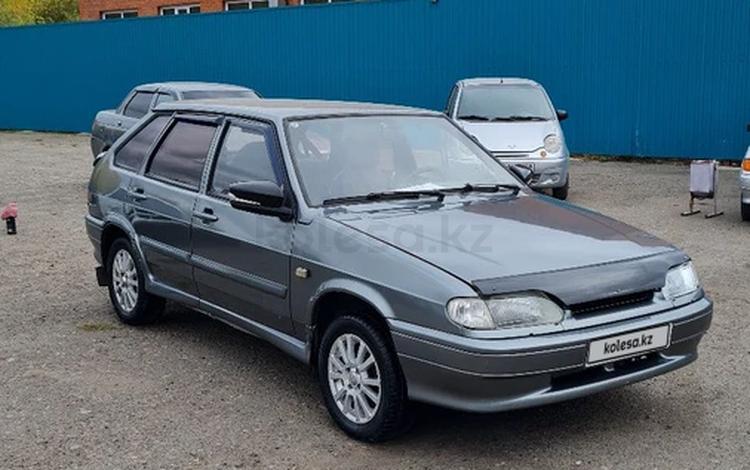 ВАЗ (Lada) 2114 (хэтчбек) 2009 года за 850 000 тг. в Петропавловск