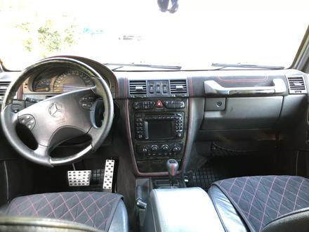 Mercedes-Benz G 400 2001 года за 9 000 000 тг. в Алматы – фото 3