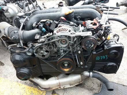 Subaru двигатель ej25 ДВС за 200 000 тг. в Актобе