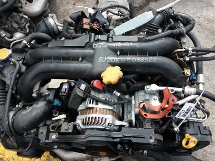 Subaru двигатель ej25 ДВС за 200 000 тг. в Актобе – фото 2