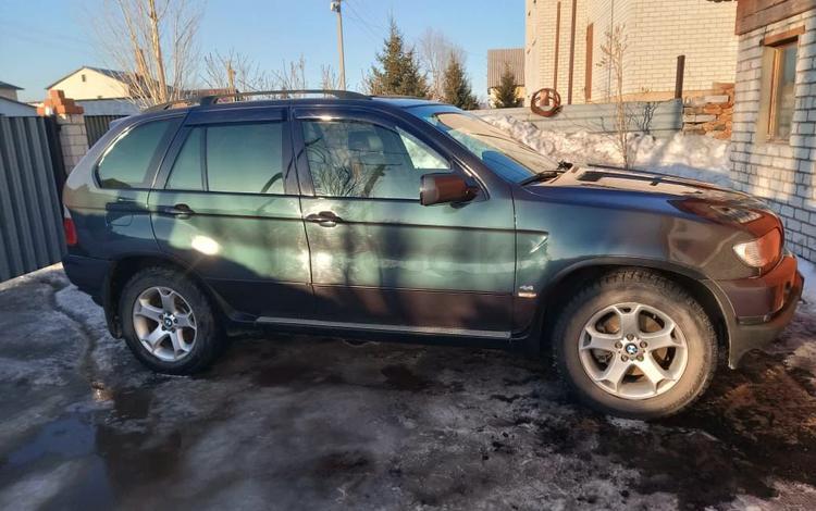 BMW X5 2003 года за 3 700 000 тг. в Нур-Султан (Астана)