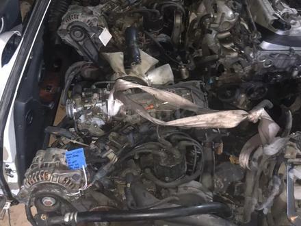 Двигатель на Паджеро 3.0 за 315 000 тг. в Алматы