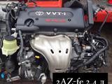 Двигатель АКПП Toyota (тойота) Lexus (лексус) мотор коробка за 101 101 тг. в Алматы – фото 2