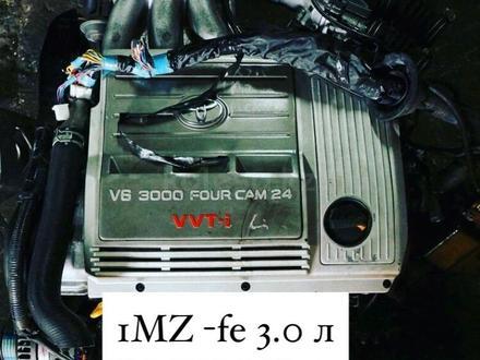 Двигатель АКПП Toyota (тойота) Lexus (лексус) мотор коробка за 101 101 тг. в Алматы – фото 3