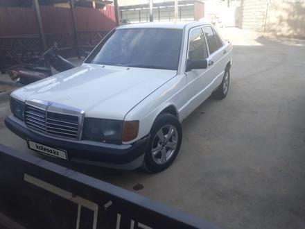 Mercedes-Benz 190 1989 года за 600 000 тг. в Туркестан – фото 2